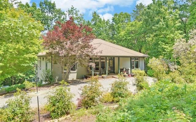 165 Huckleberry Hill Drive, Helen, GA 30545 (MLS #6895143) :: Keller Williams Realty Cityside