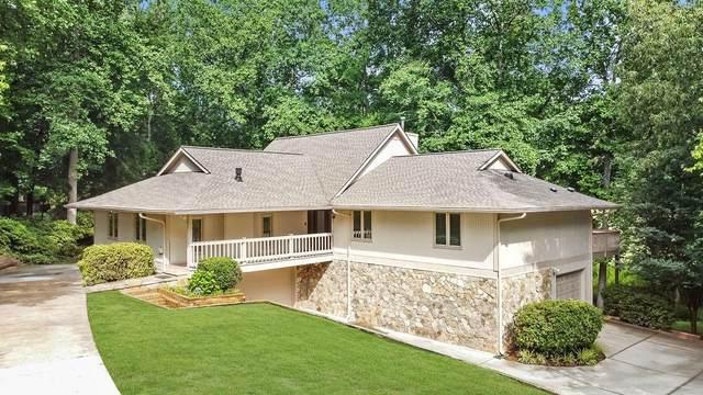 3760 Fairway Drive, Cumming, GA 30041 (MLS #6895180) :: RE/MAX Paramount Properties