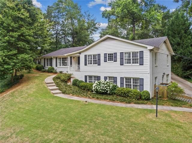 3336 Pine Meadow Road NW, Atlanta, GA 30327 (MLS #6895184) :: The Hinsons - Mike Hinson & Harriet Hinson