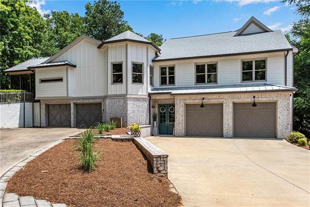 895 Pine Grove Pointe Drive, Roswell, GA 30075 (MLS #6895206) :: North Atlanta Home Team