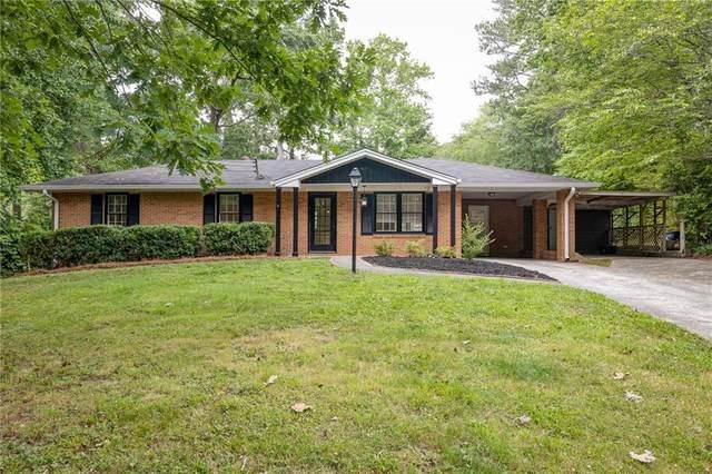 4955 Maurice Drive NW, Lilburn, GA 30047 (MLS #6895214) :: North Atlanta Home Team