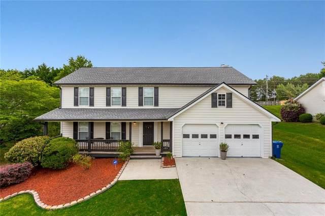 525 Madison Chase Drive, Lawrenceville, GA 30045 (MLS #6895258) :: North Atlanta Home Team