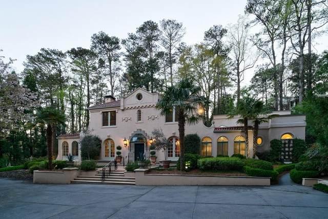 3106 Andrews Drive NW, Atlanta, GA 30305 (MLS #6895271) :: North Atlanta Home Team