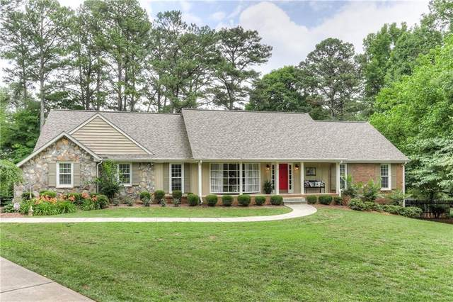 115 Northgate Court, Roswell, GA 30075 (MLS #6895274) :: The Hinsons - Mike Hinson & Harriet Hinson