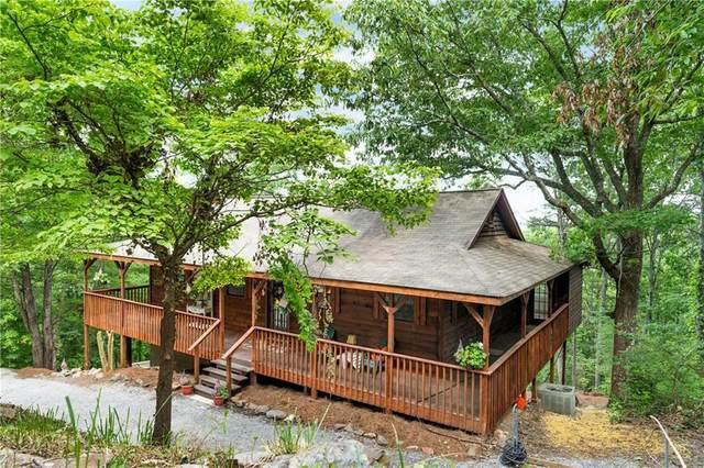 1286 Foxhound Trail NE, Ranger, GA 30734 (MLS #6895281) :: North Atlanta Home Team