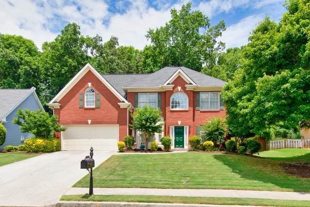 1221 Turtle Creek Court, Lawrenceville, GA 30043 (MLS #6895283) :: North Atlanta Home Team