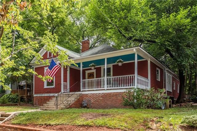 119 Melrose Avenue, Decatur, GA 30030 (MLS #6895292) :: The Hinsons - Mike Hinson & Harriet Hinson