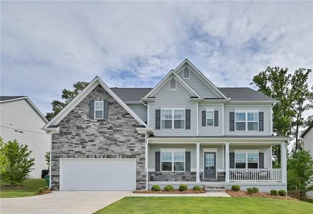 381 Darnell Road, Canton, GA 30115 (MLS #6895296) :: Oliver & Associates Realty
