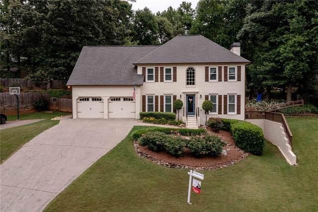844 Fairlong Terrace NW, Acworth, GA 30101 (MLS #6895320) :: North Atlanta Home Team