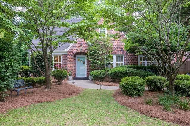 1241 Beech Valley Road NE, Atlanta, GA 30306 (MLS #6895356) :: Dillard and Company Realty Group