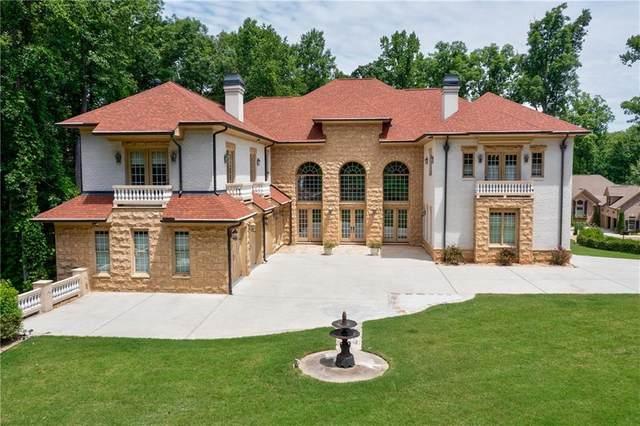4143 Palmetto Dune Drive, Gainesville, GA 30504 (MLS #6895388) :: North Atlanta Home Team