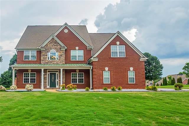 4223 Donington Way, Hampton, GA 30228 (MLS #6895404) :: North Atlanta Home Team