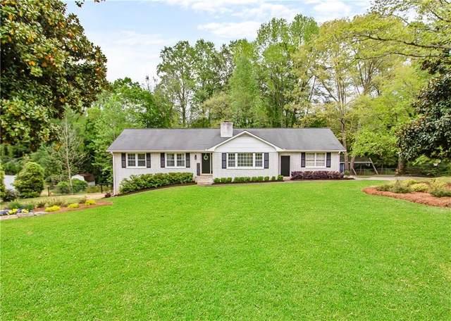 3230 Hickory Crest Drive NW, Marietta, GA 30064 (MLS #6895405) :: RE/MAX Paramount Properties