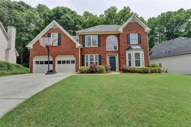 1837 Lake Ridge Terrace, Lawrenceville, GA 30043 (MLS #6895413) :: North Atlanta Home Team