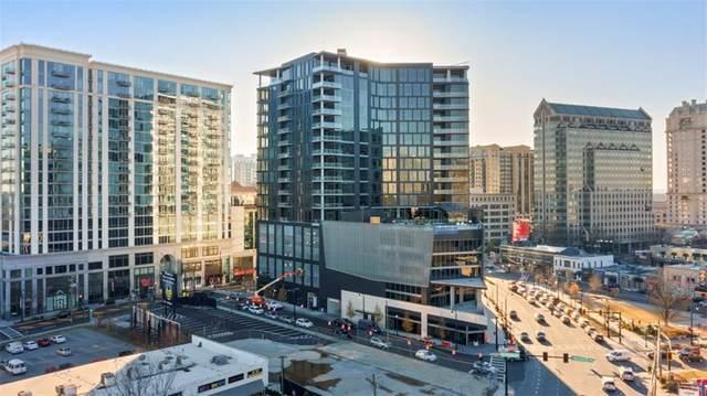 3107 Peachtree Road NE #1405, Atlanta, GA 30305 (MLS #6895430) :: Path & Post Real Estate