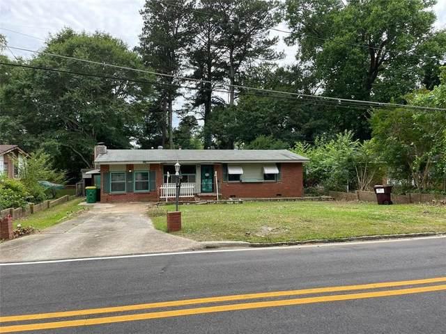 609 Melrose Drive, Forest Park, GA 30297 (MLS #6895439) :: North Atlanta Home Team