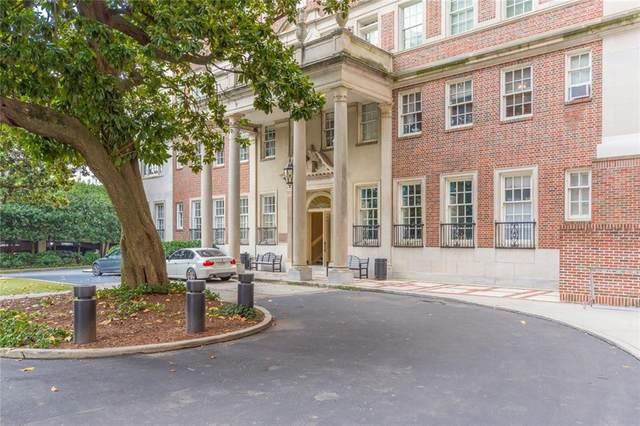 30 5th Street NE #206, Atlanta, GA 30308 (MLS #6895448) :: Evolve Property Group