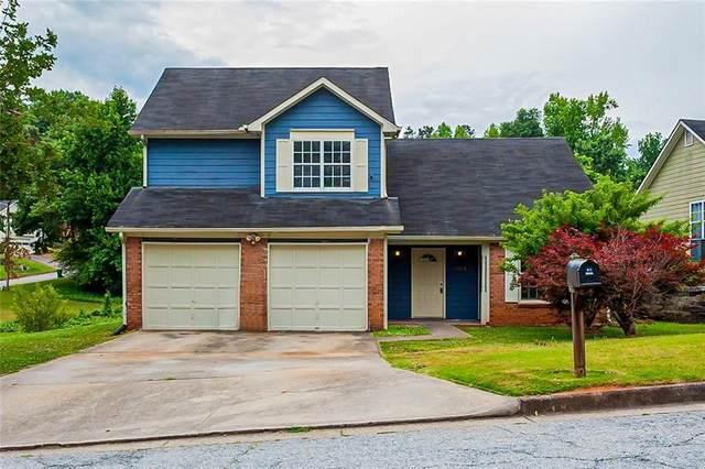 4811 Brasac Drive, Stone Mountain, GA 30083 (MLS #6895499) :: Oliver & Associates Realty