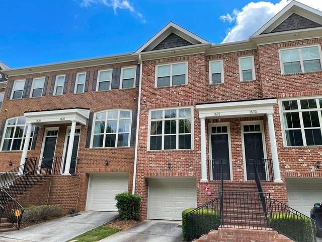 1572 Mosaic Way, Smyrna, GA 30080 (MLS #6895502) :: North Atlanta Home Team