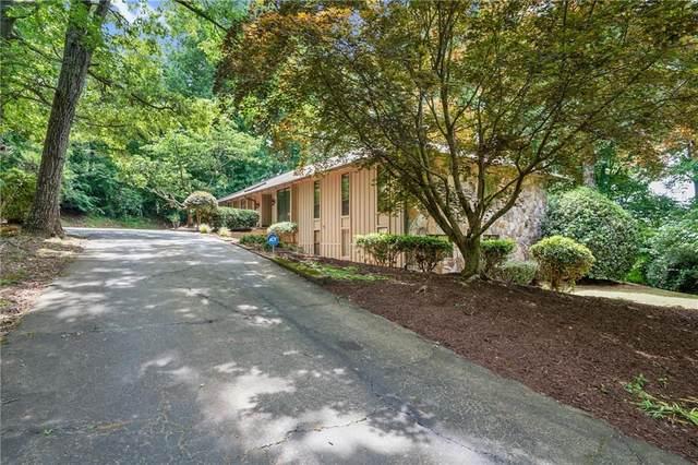 3376 Fairway Drive, Gainesville, GA 30506 (MLS #6895503) :: North Atlanta Home Team