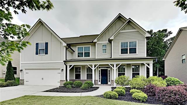 4011 Creekshire Trail, Canton, GA 30115 (MLS #6895506) :: North Atlanta Home Team
