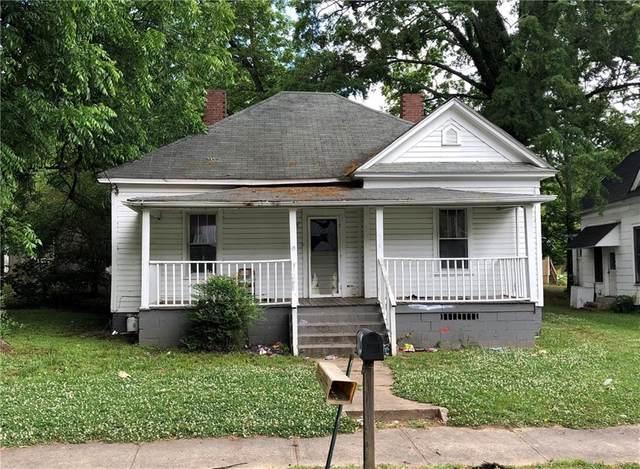 415 Calhoun Avenue NE, Rome, GA 30161 (MLS #6895519) :: The Heyl Group at Keller Williams