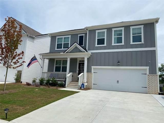 5689 Cricket Melody Lane, Flowery Branch, GA 30542 (MLS #6895539) :: Path & Post Real Estate