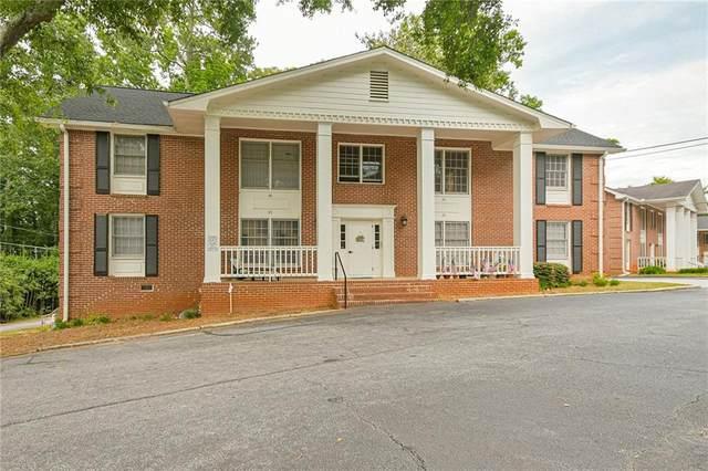 135 E East Hill Street #34, Decatur, GA 30030 (MLS #6895623) :: North Atlanta Home Team