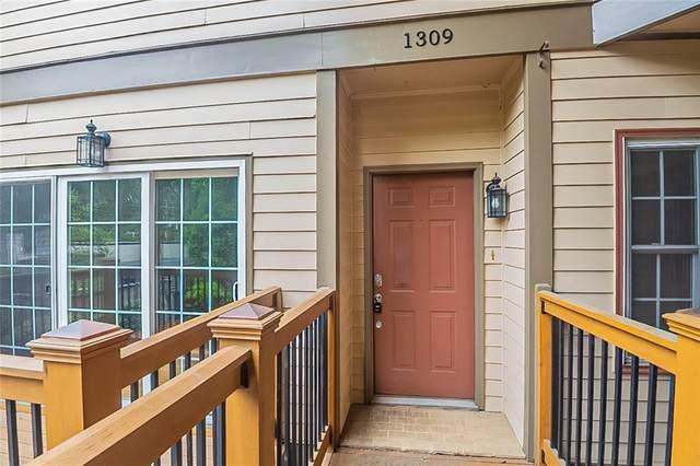 1309 Stillwood NE, Atlanta, GA 30306 (MLS #6895624) :: North Atlanta Home Team