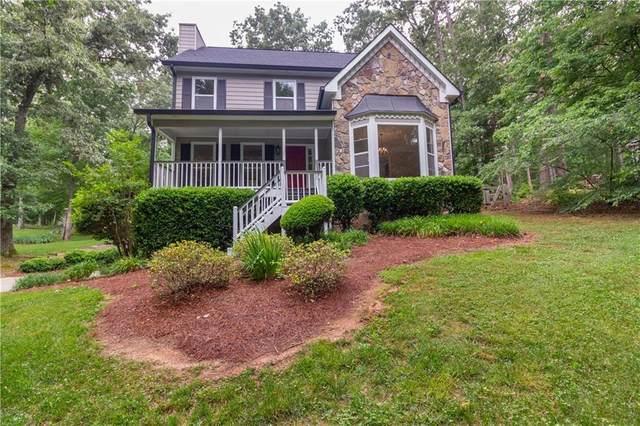19 Summit Ridge Circle SE, Cartersville, GA 30102 (MLS #6895653) :: North Atlanta Home Team