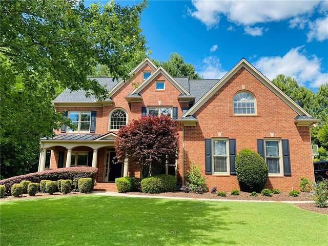 6100 Millwick Drive, Johns Creek, GA 30005 (MLS #6895654) :: RE/MAX Paramount Properties