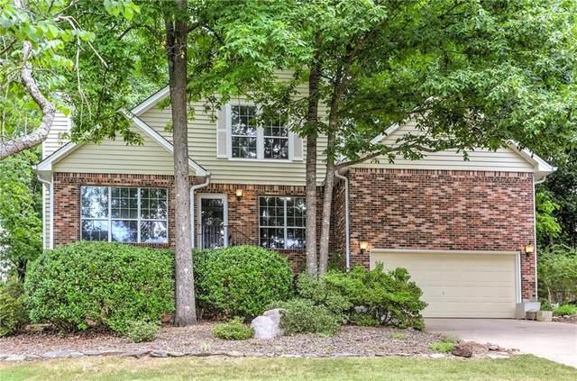 335 E Willow Run, Alpharetta, GA 30022 (MLS #6895664) :: North Atlanta Home Team