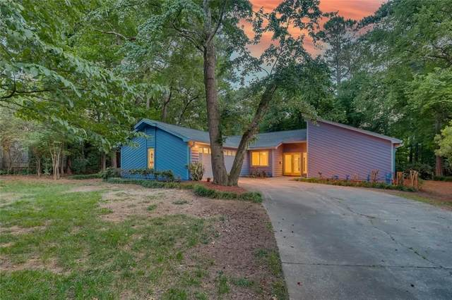 4289 Inverness Court, Roswell, GA 30075 (MLS #6895670) :: Oliver & Associates Realty