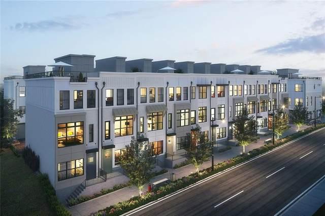 543 Stokeswood Avenue #18, Atlanta, GA 30316 (MLS #6895692) :: Kennesaw Life Real Estate