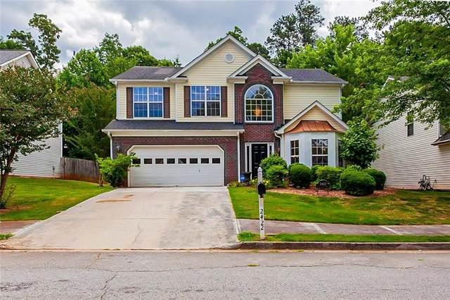 2422 Miller Oaks Circle, Decatur, GA 30035 (MLS #6895700) :: North Atlanta Home Team
