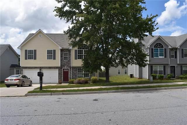 3403 Newgold Trace, Union City, GA 30291 (MLS #6895724) :: RE/MAX Paramount Properties
