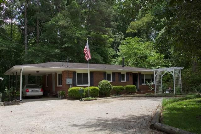 1544 N Flat Rock Road, Douglasville, GA 30134 (MLS #6895779) :: North Atlanta Home Team