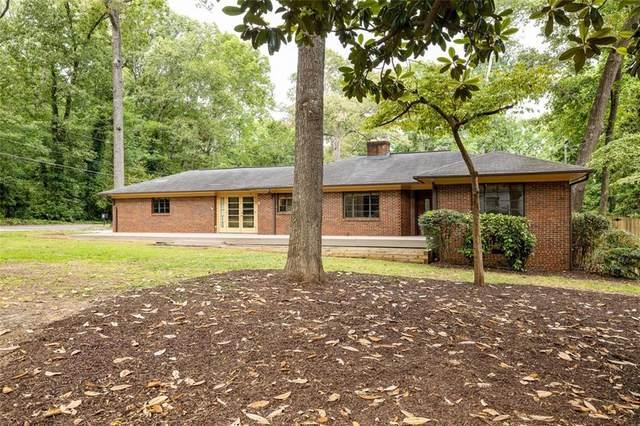 1216 Oldfield Road, Decatur, GA 30030 (MLS #6895801) :: RE/MAX Prestige