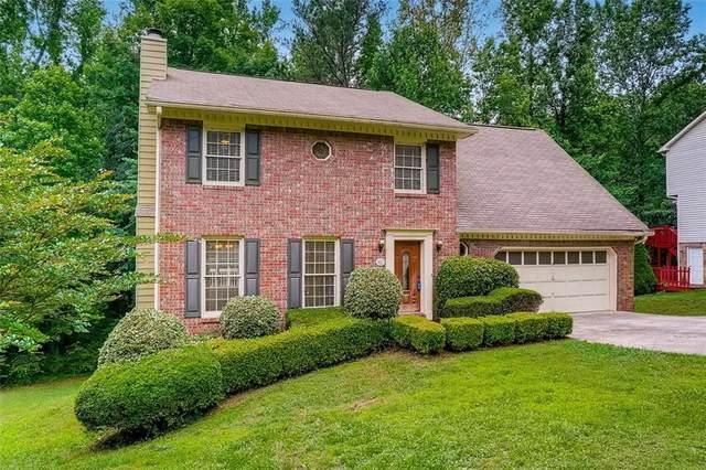 4287 NW Mill Run NW, Kennesaw, GA 30152 (MLS #6895834) :: North Atlanta Home Team