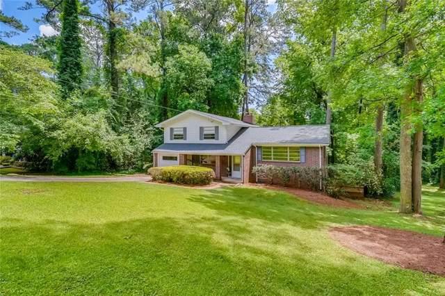 194 Forest Glen Circle, Avondale Estates, GA 30002 (MLS #6895846) :: North Atlanta Home Team