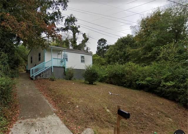 250 Morris Brown Avenue NW, Atlanta, GA 30314 (MLS #6895853) :: The Huffaker Group