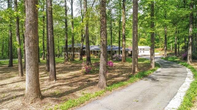 8155 Jefferson Road, Commerce, GA 30529 (MLS #6895905) :: Kennesaw Life Real Estate