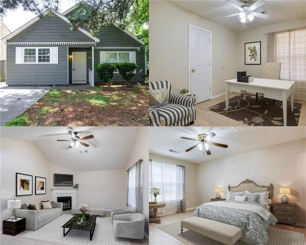448 Orchard Drive, Stone Mountain, GA 30083 (MLS #6895914) :: North Atlanta Home Team