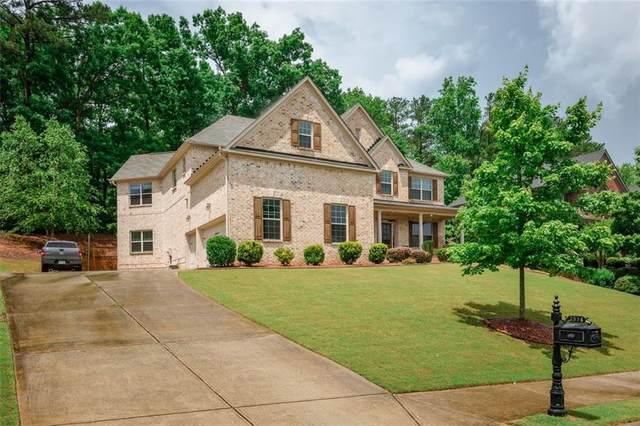 2324 Milton Place, Alpharetta, GA 30004 (MLS #6895923) :: North Atlanta Home Team