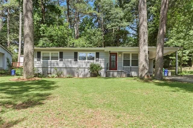 1244 Sparrow Lane, Decatur, GA 30033 (MLS #6895947) :: Thomas Ramon Realty