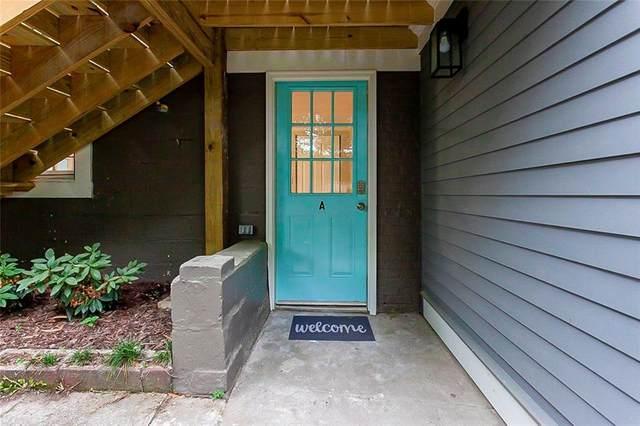 333 Elmira Place NE A, Atlanta, GA 30307 (MLS #6895949) :: RE/MAX Prestige