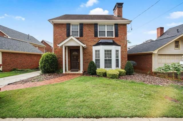 3109 Henderson Walk, Atlanta, GA 30340 (MLS #6895957) :: Path & Post Real Estate