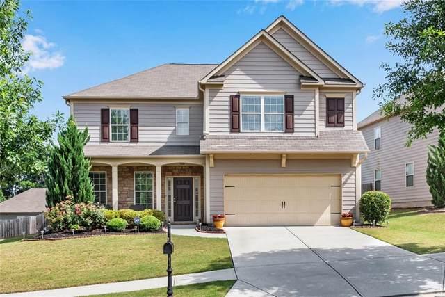 286 Collingsworth Trace, Lawrenceville, GA 30043 (MLS #6895961) :: North Atlanta Home Team