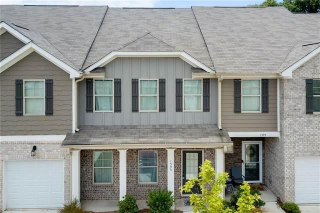 1595 Iris Walk, Jonesboro, GA 30238 (MLS #6895962) :: North Atlanta Home Team
