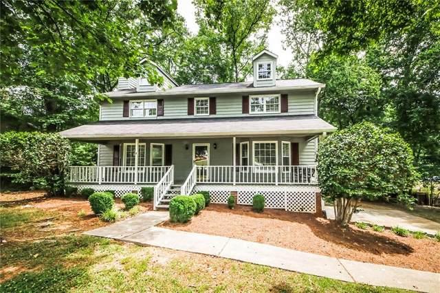 3314 Devaughn Drive NE, Marietta, GA 30066 (MLS #6895964) :: RE/MAX Paramount Properties